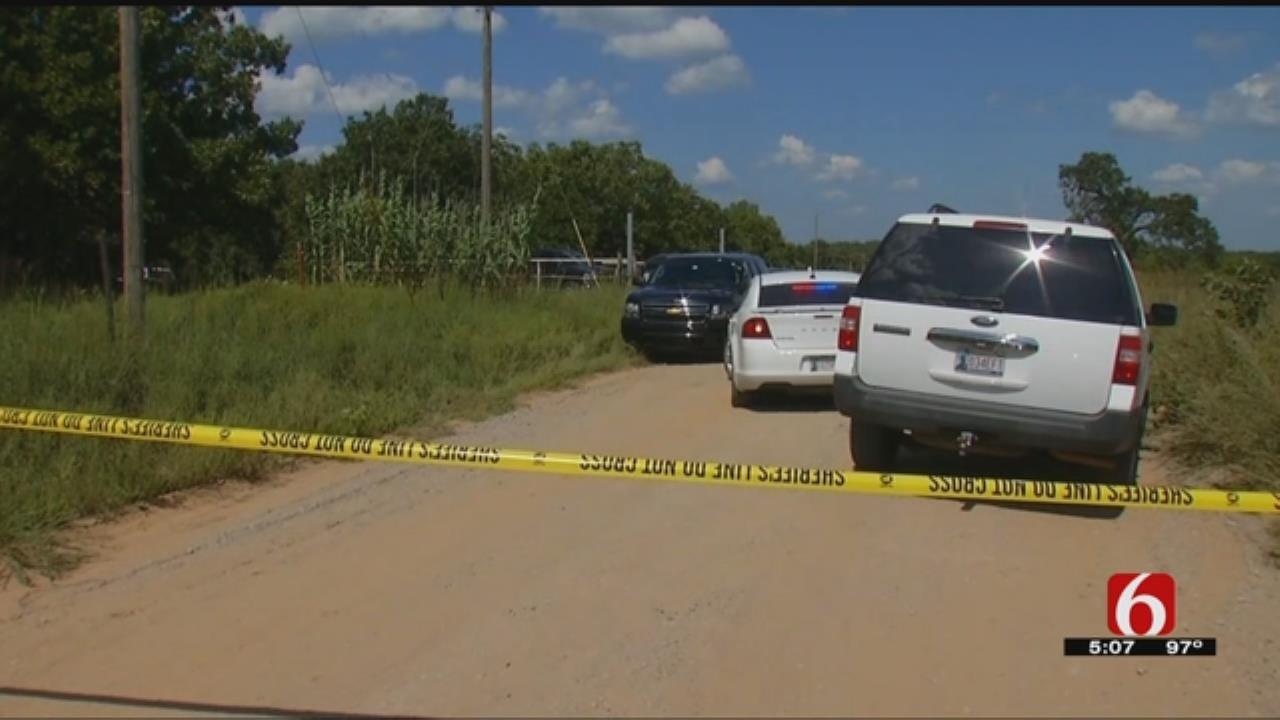 Victim Identified In Creek County Fatal Shooting