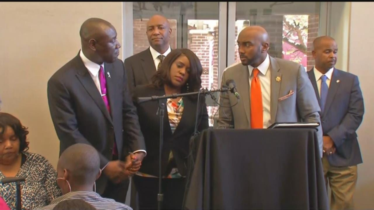 Crutcher Family News Conference, Part 4