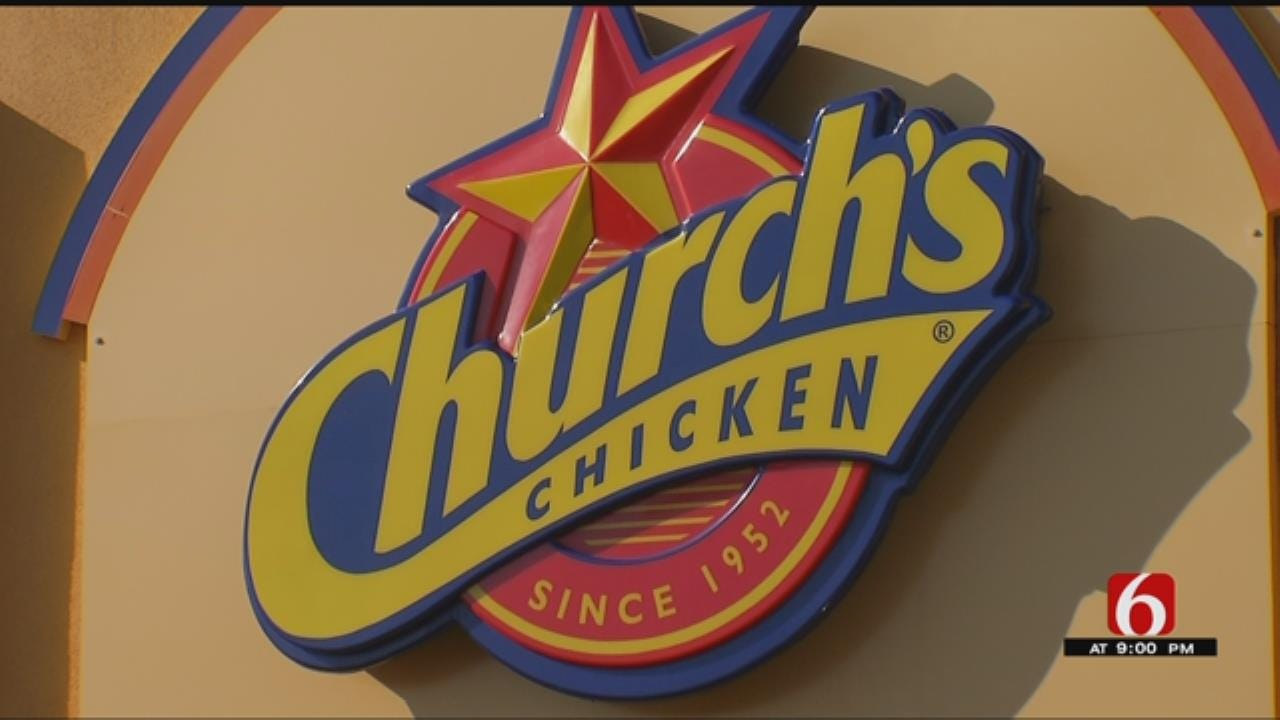 Employees Walk Out At Owasso Church's Chicken