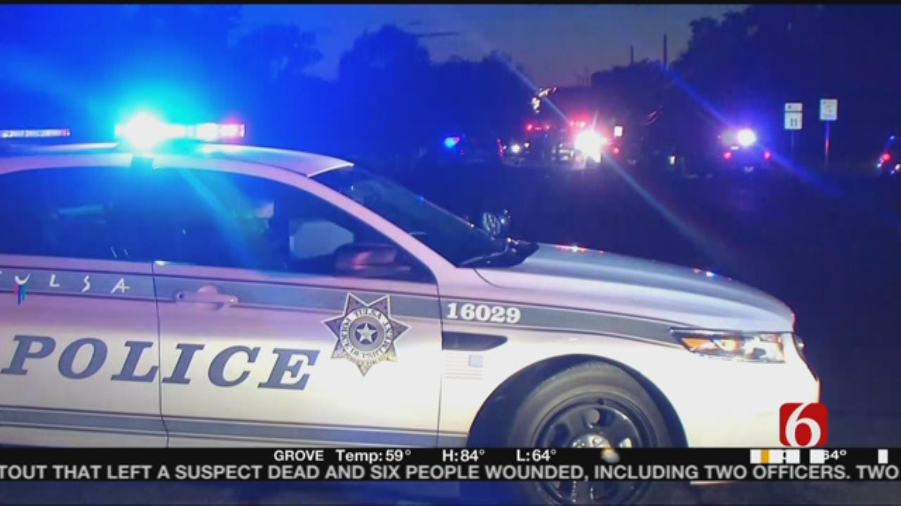 TPD Officer-Involved Shooting