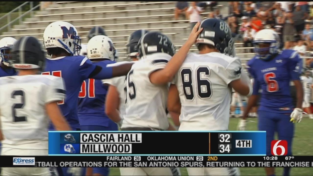 Cascia Hall Falls To Millwood In Week 3