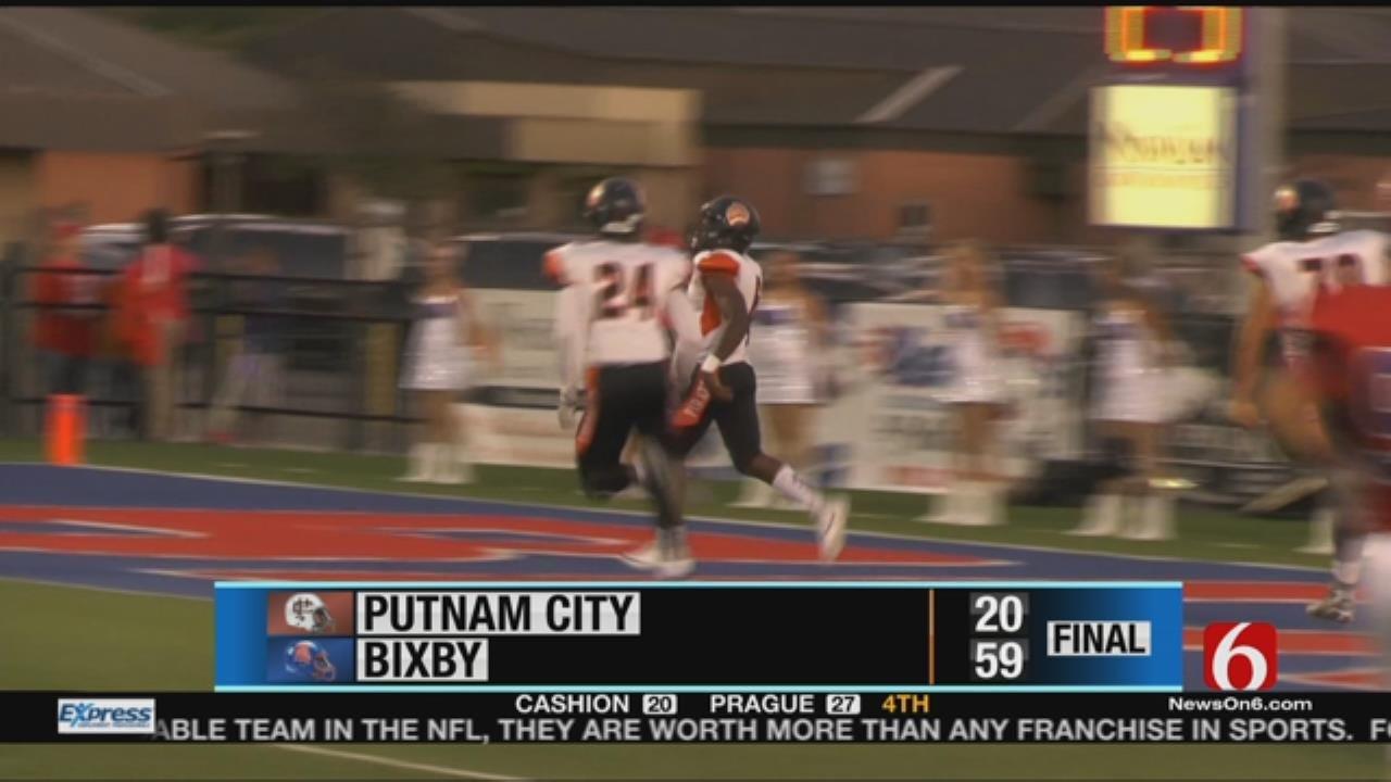 Week 3: Bixby Beats Putnam City