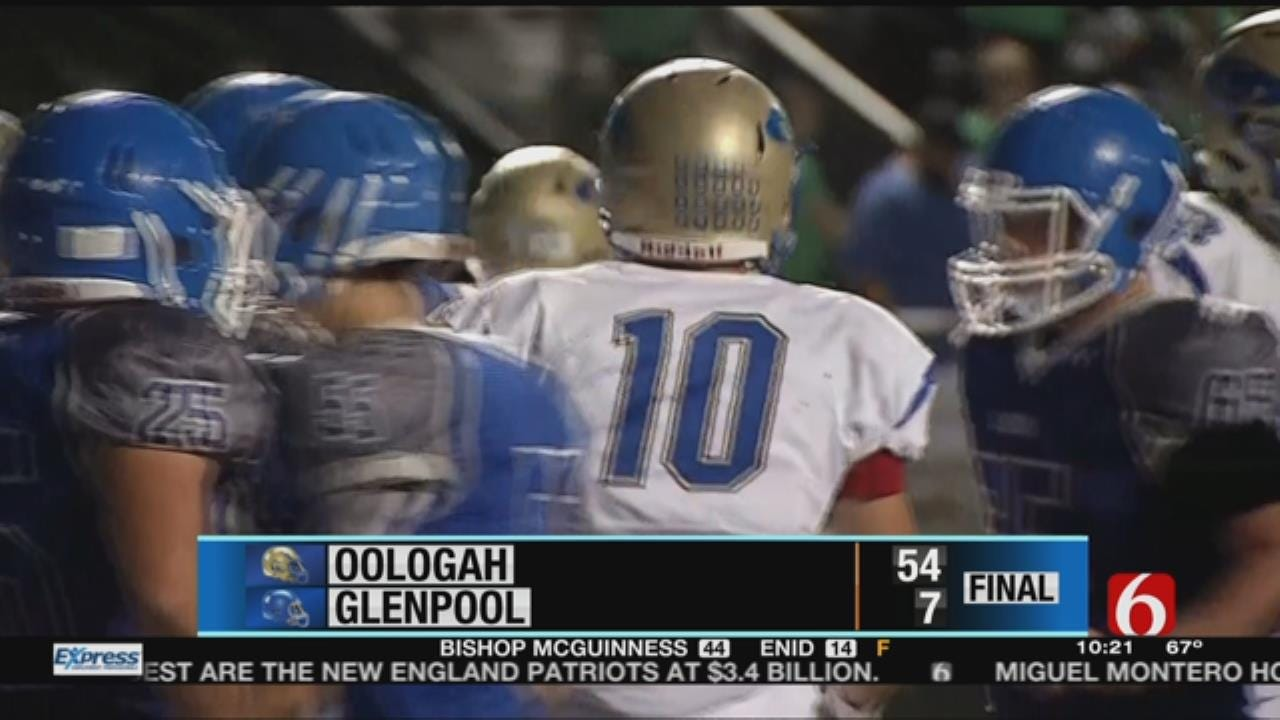 Oologah Prevails Against Glenpool In Week 3
