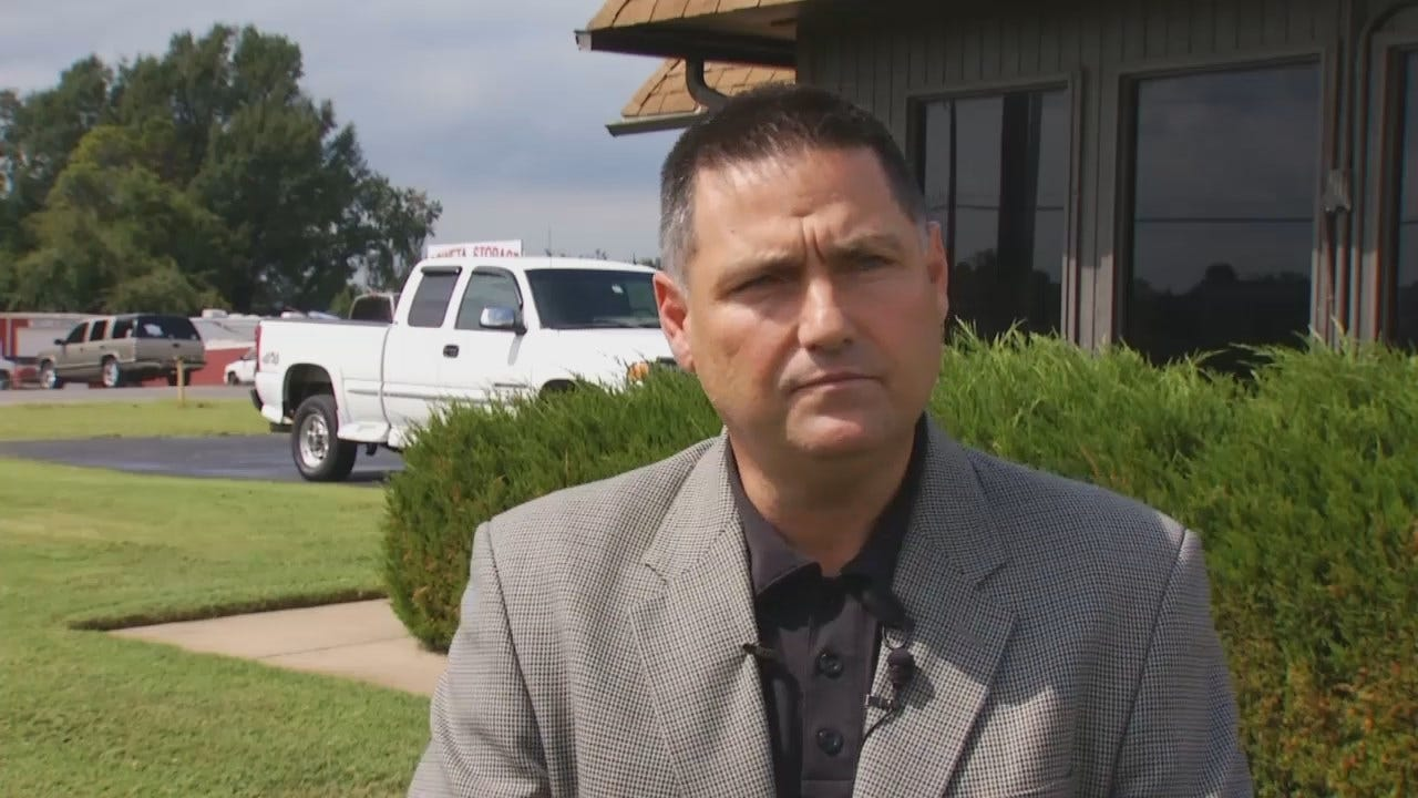 WEB EXTRA: Coweta Superintendent On Controversial Float Design