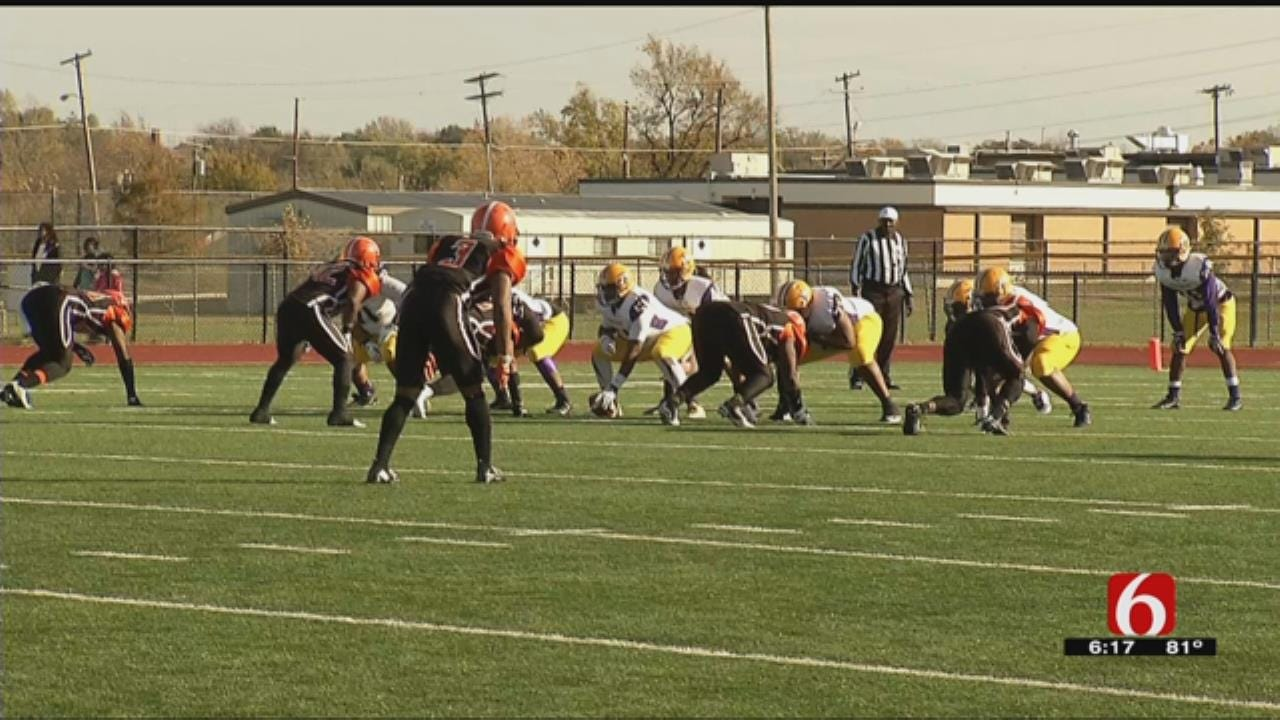 Langston, Lane Colleges Face Off At Black Wall Street Classic