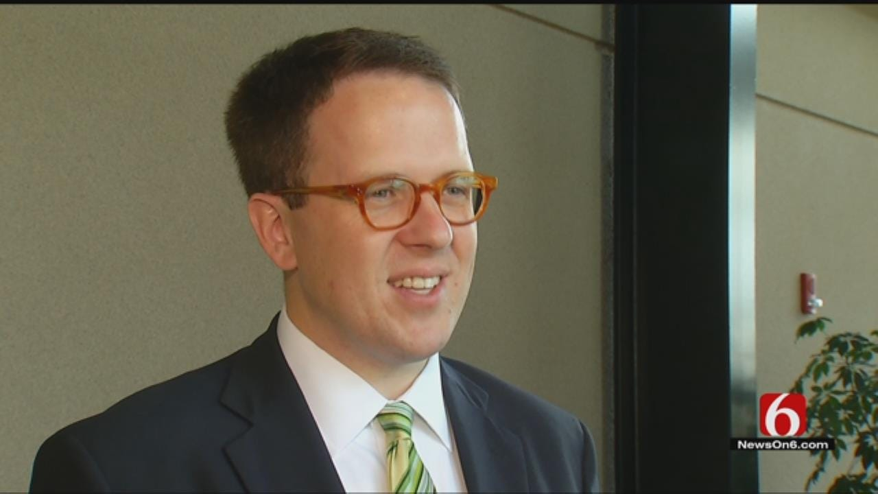 Mayor-Elect G.T. Bynum Outlines Plans For Tulsa