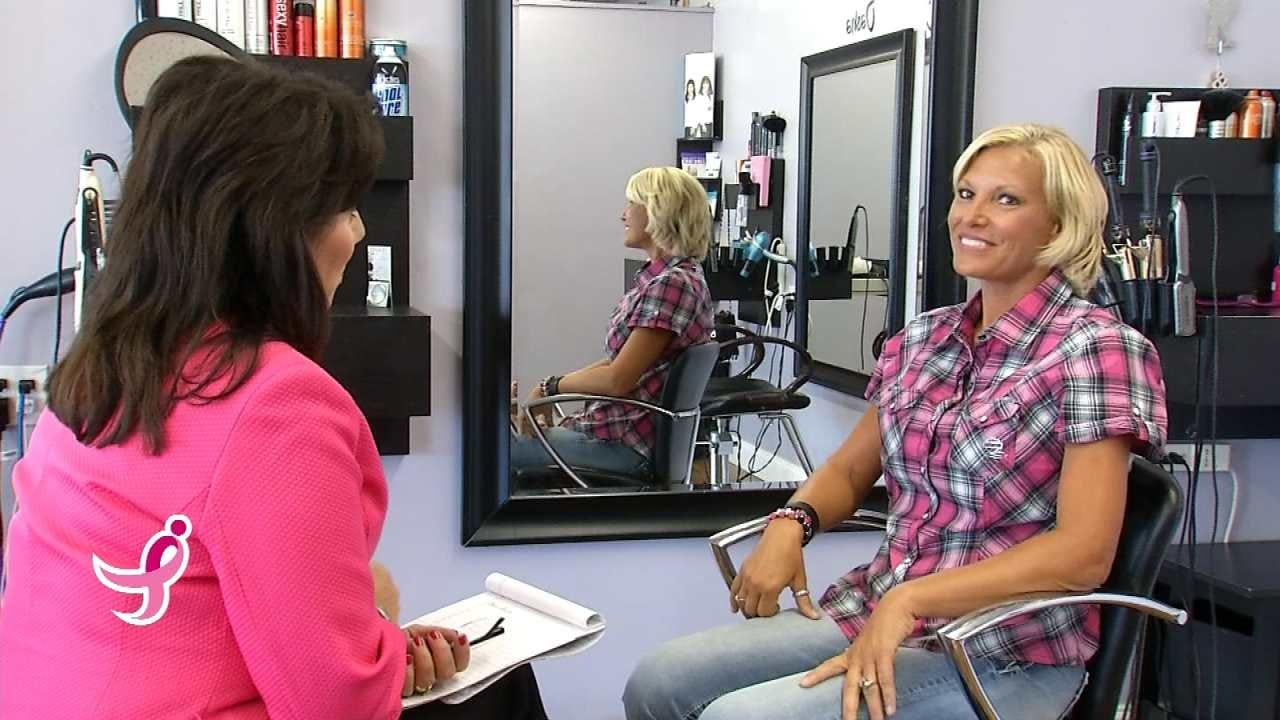 Green Country Breast Cancer Survivor: I Don't Take Anything For Granted