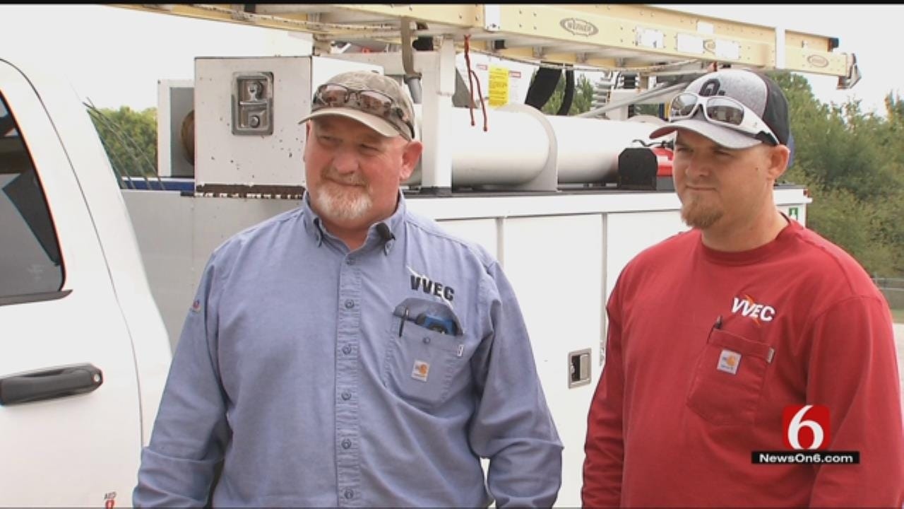 Men Being Called Heroes For Helping Drivers In Claremore Crash