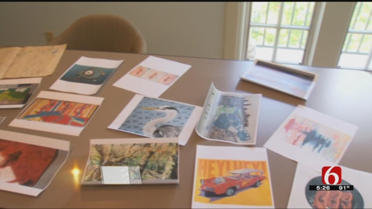 New Philbrook Director Seeking Local Art To Decorate Office