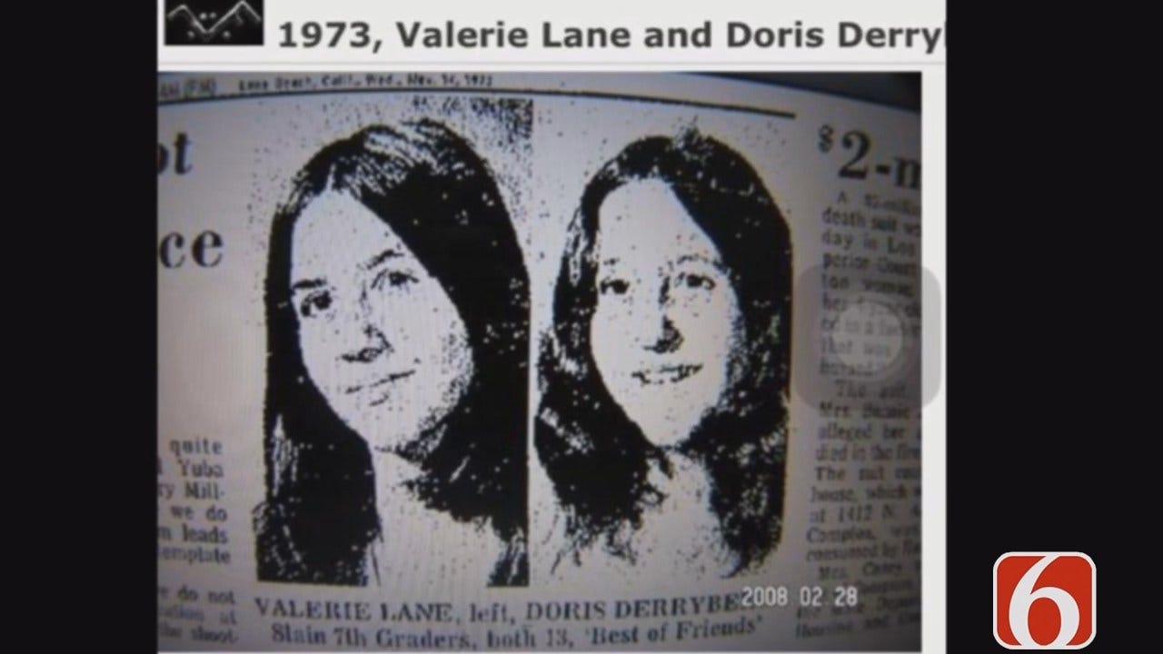 Lori Fullbright Reports California Double Rape, Murder Suspect Arrested In Creek County