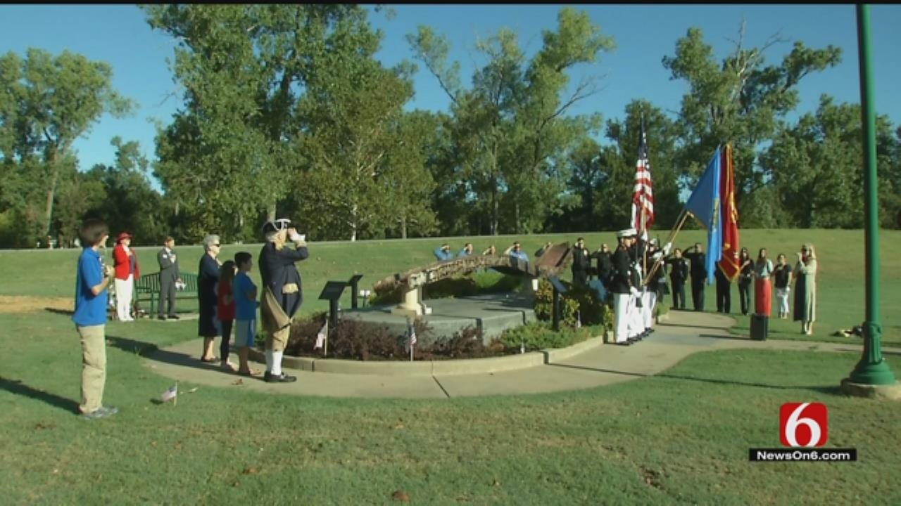 Bixby Residents Remember 9/11