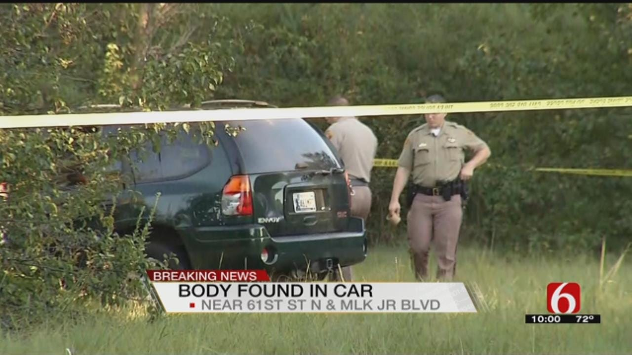 Body Found In SUV Is That Of Missing Tulsa Man