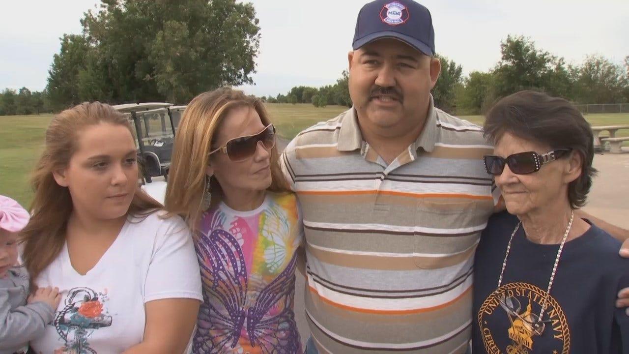 WEB EXTRA: Sperry Veteran's Family Remembers 9/11 Sacrifice