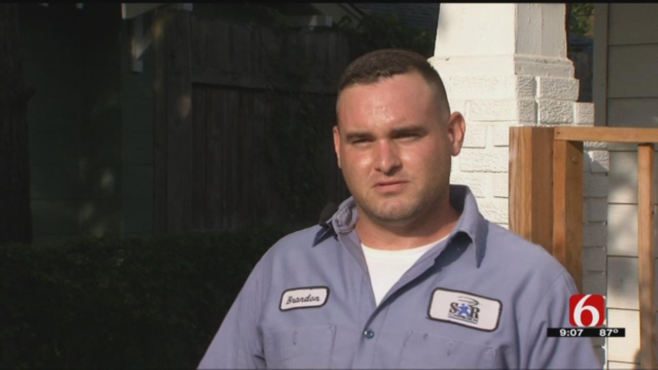 Burglars Steal Tulsa Veteran's War Medals, Letters