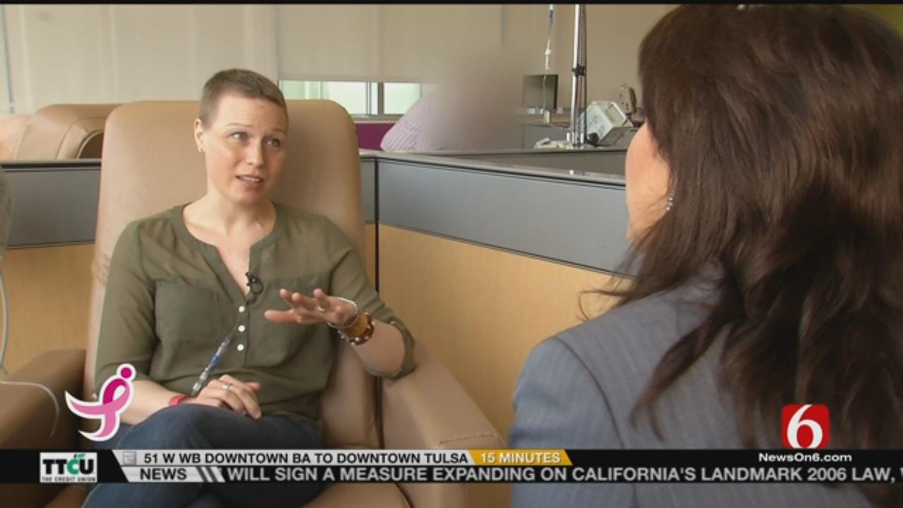 Green Country Breast Cancer Survivor's New Lease On Life