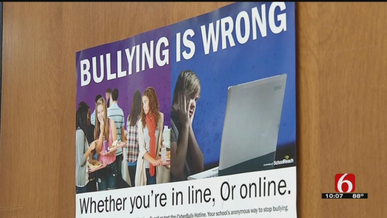 Sand Springs Sees Dip In Bullying After Creating Hotline