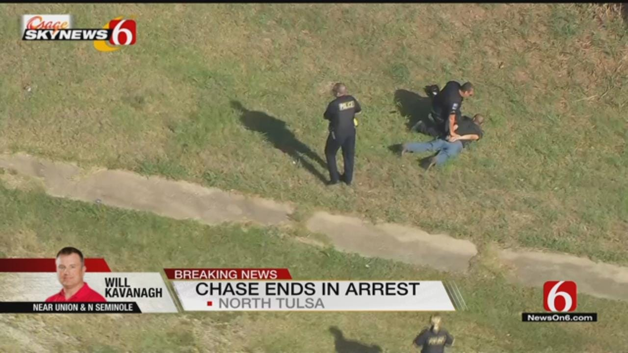 Osage SkyNews 6 HD Pilot Will Kavanagh Talks About What He Saw
