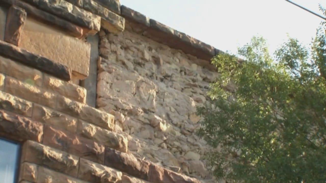 WEB EXTRA: Video Of Pawnee Earthquake Damage