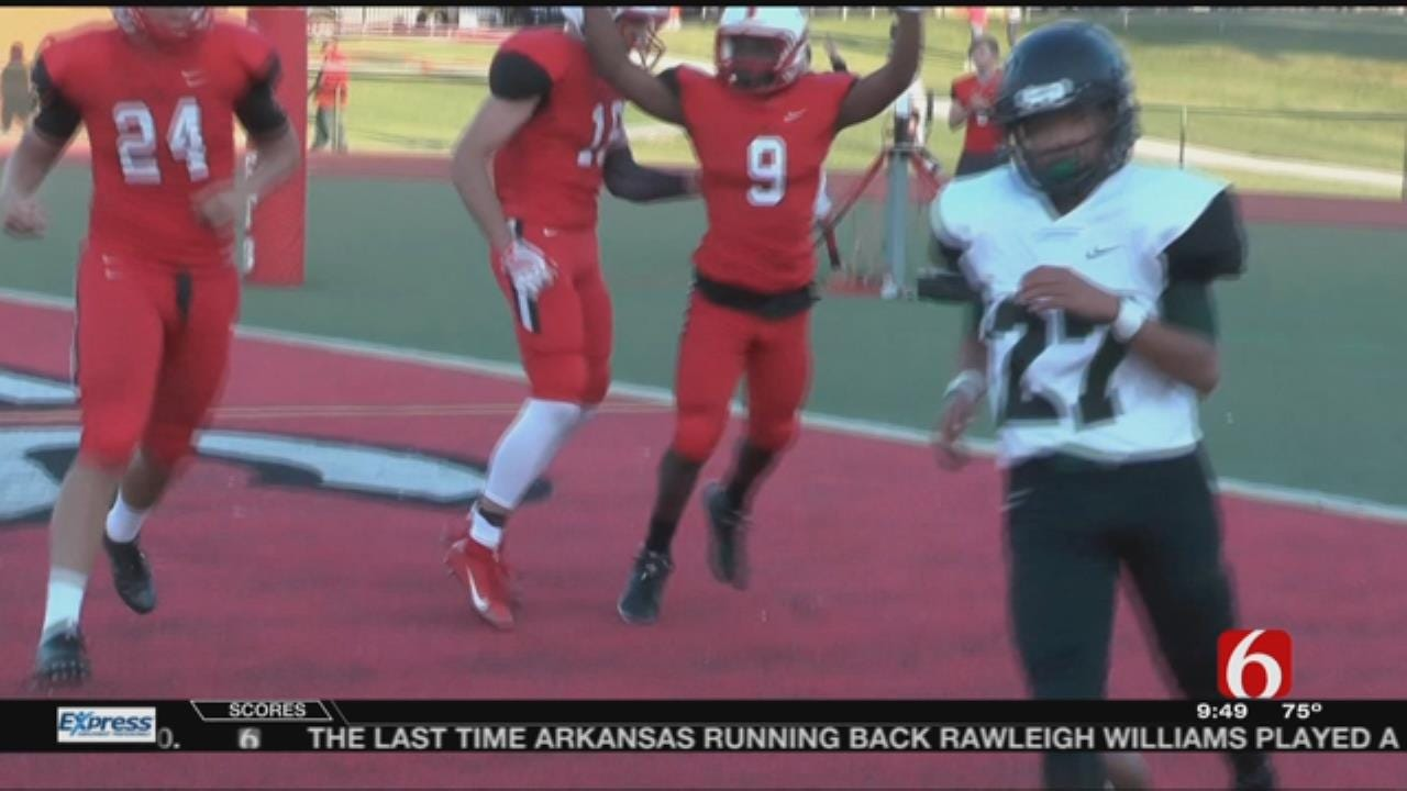 Bishop Kelley Overpowers Edison