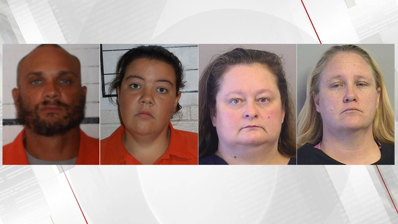 Four In Custody In Tulsa Child Sexual Abuse Investigation