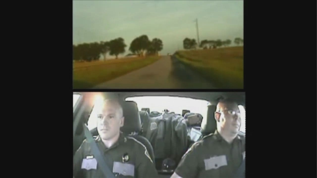 Dash Cam Video Shows High-Speed Chase In Washington County