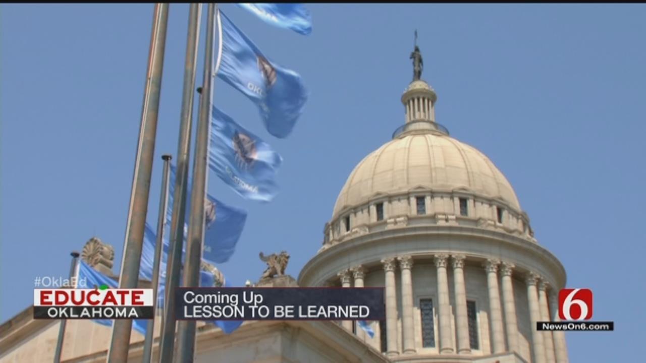 Educate Oklahoma: Per-Pupil Spending