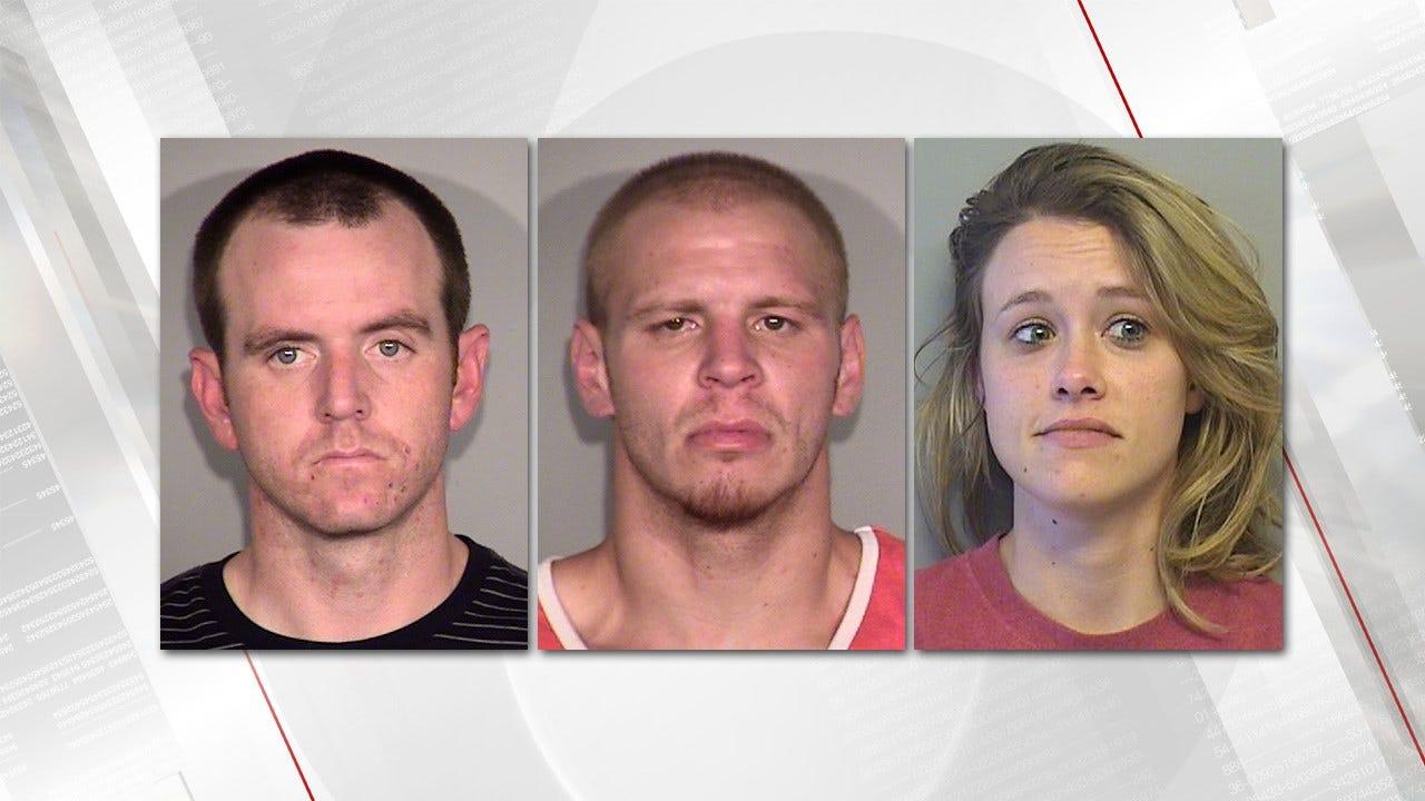 Lori Fullbright: Three Arrested In Broken Arrow Sting