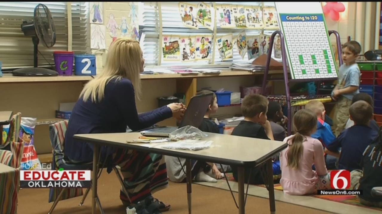 Educate Oklahoma: Iowa Model Empowers Teachers