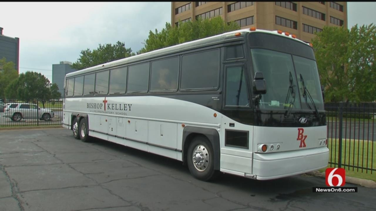 Bishop Kelley To Transport Edison Band To Rivalry Game