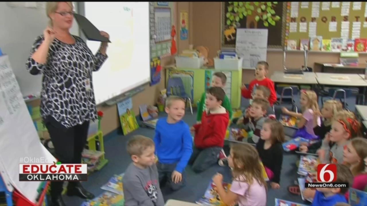 Educate Oklahoma: Education Foundations