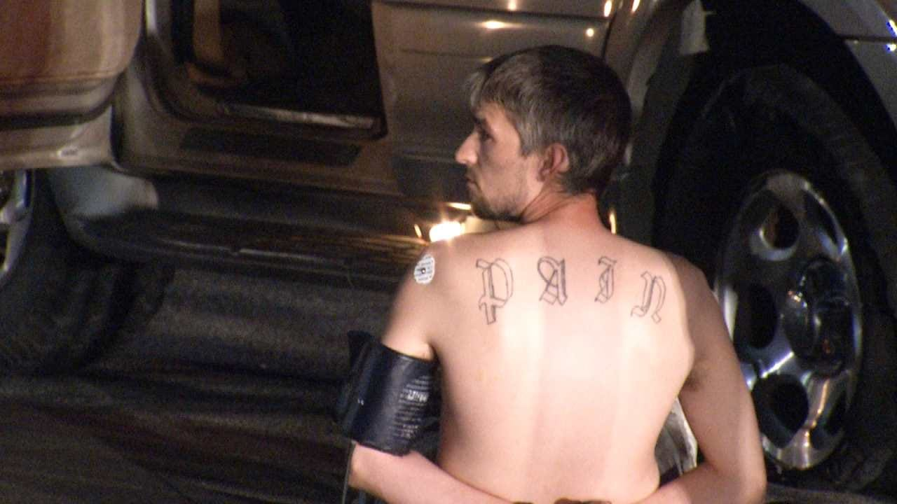 Tulsa Police Arrest 2 In Rolling Gun Fight Between BB Gun And Pistol