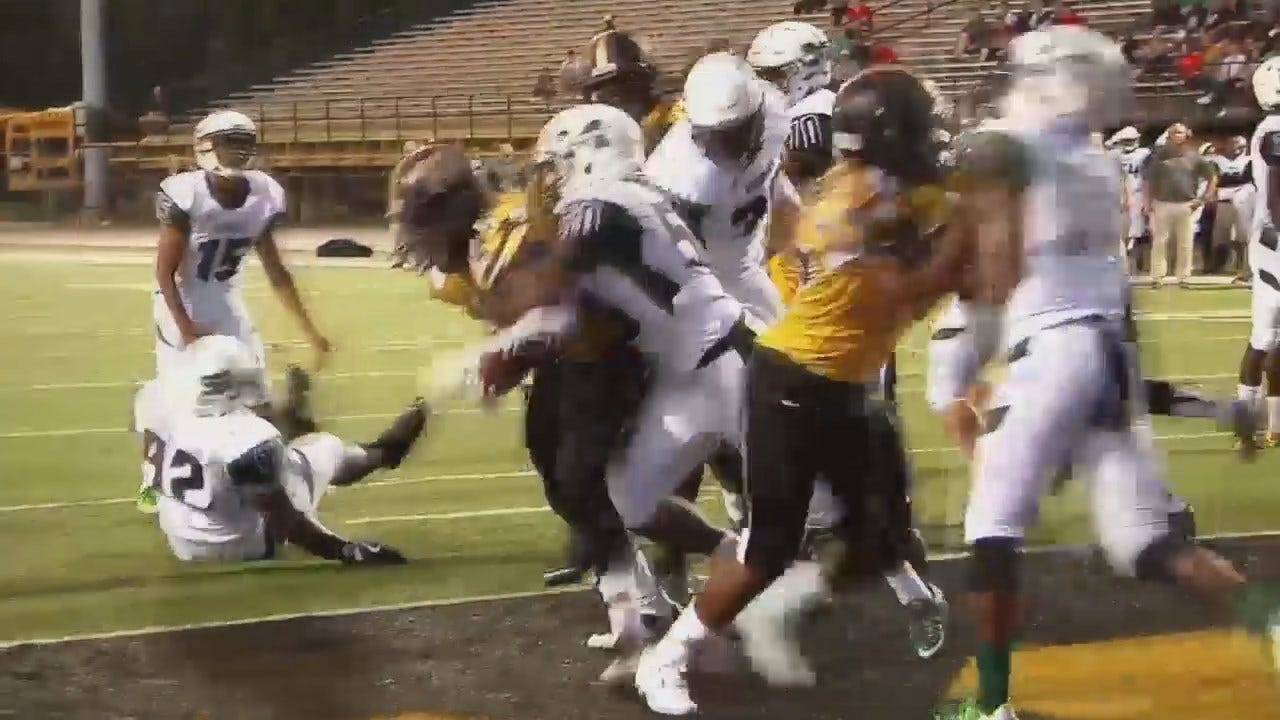 Muskogee Defeats Midwest City, 16-12
