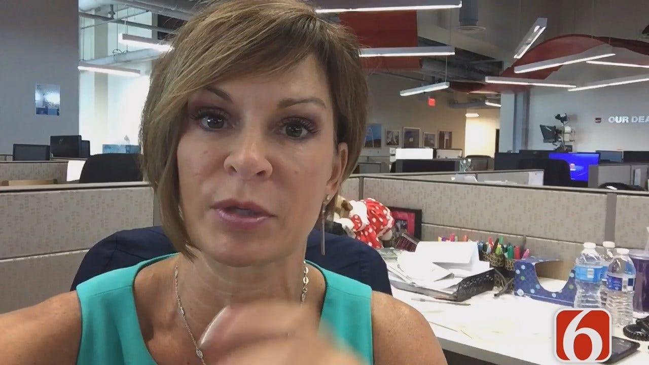 Lori Fullbright Has Update On Okmulgee County Reserve Deputy