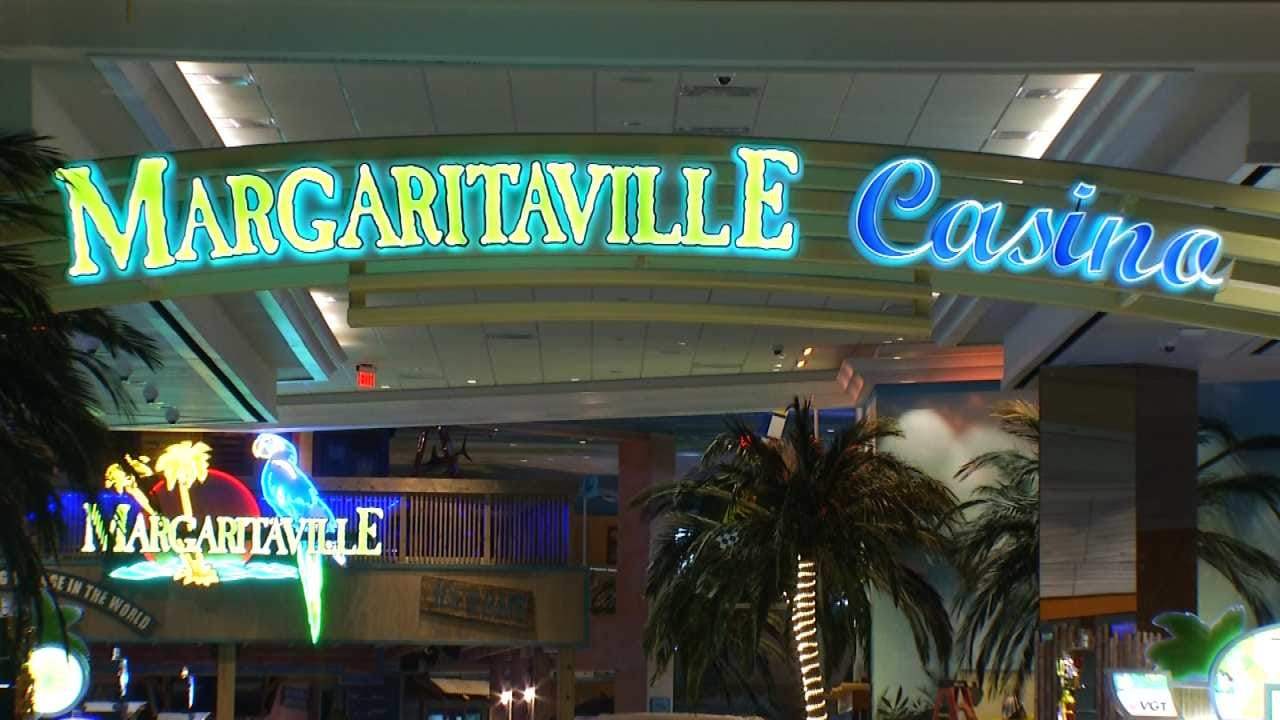 Melissa Hawkes Reports From Margaritaville Grand Opening