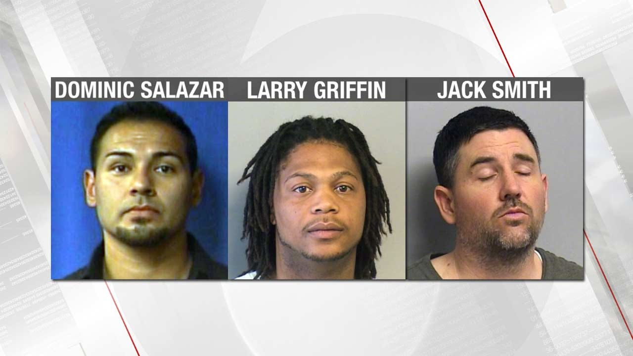 Tulsa County DA Charges 3 Men With Inappropriate Touching During Massage