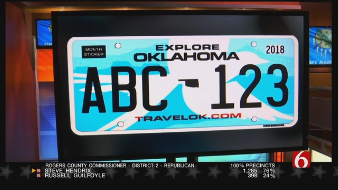 Experts Weigh In On Backlash Surrounding New OK License Plate