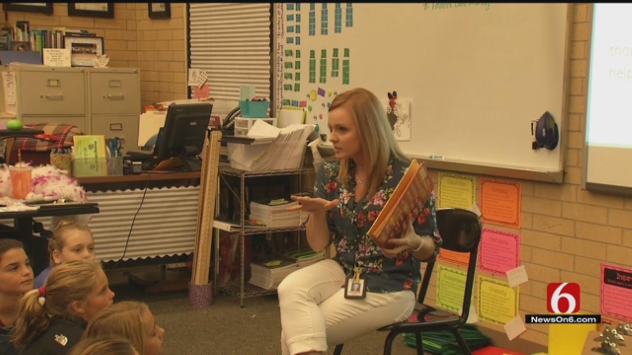 Jenks, Stillwater Teachers Receive Presidential Award