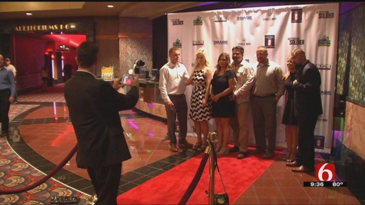 Theatre Holds Event To Support Broken Arrow Blue Star Mothers