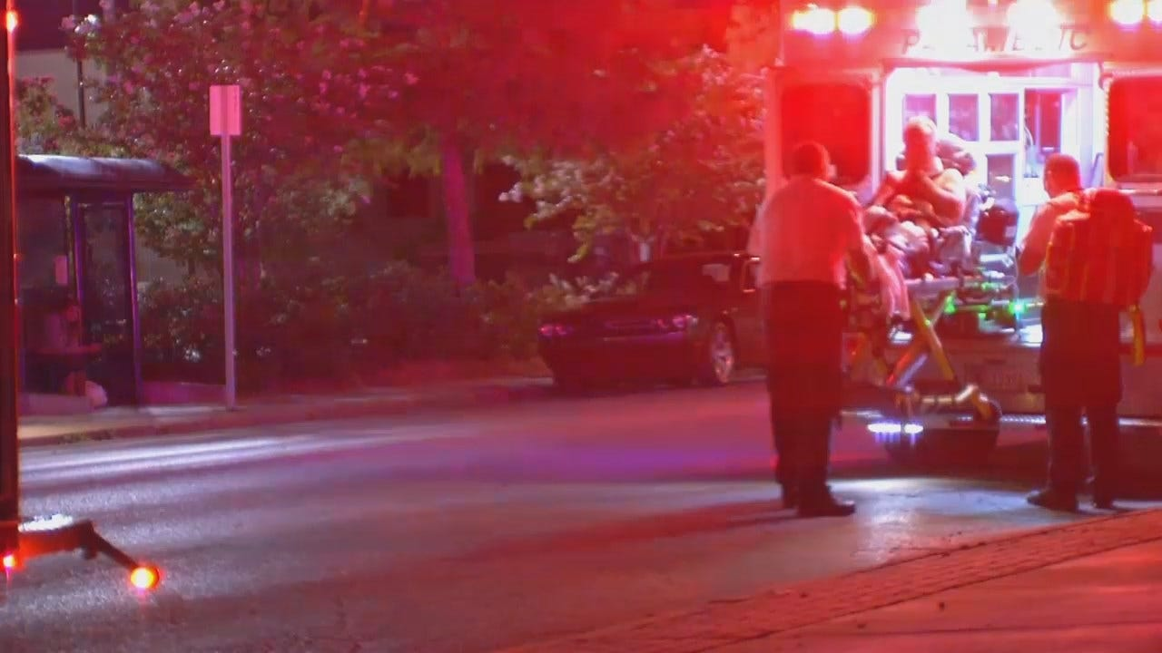 WEB EXTRA: Video From Scene Of Centennial Park Incident