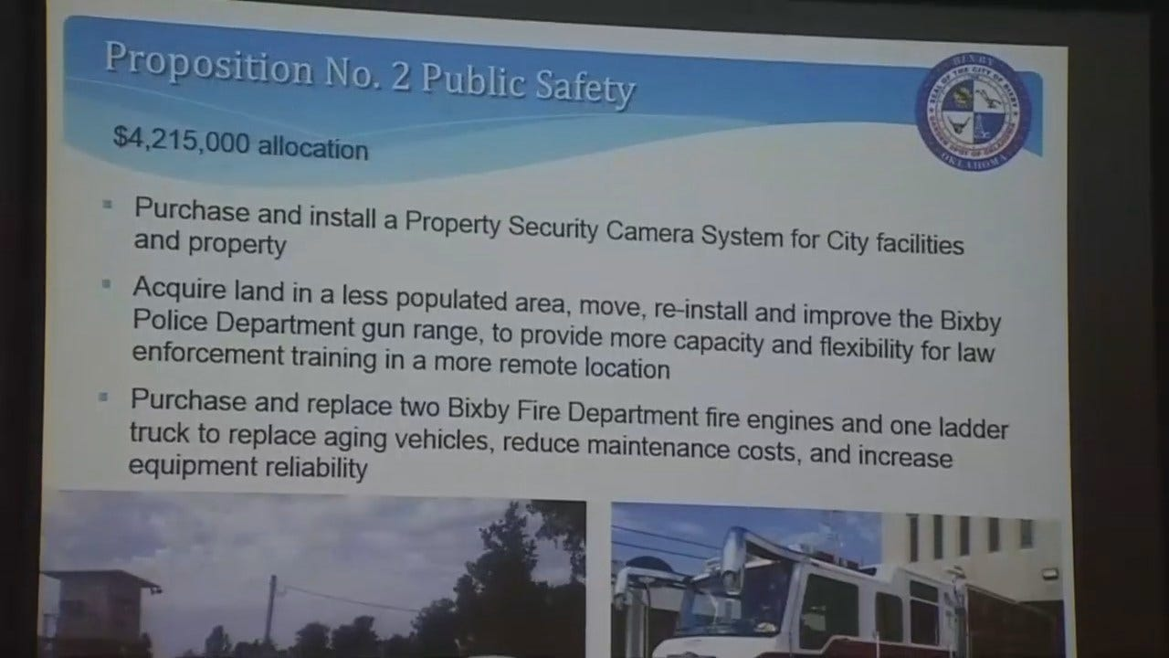 Proposed Bond Packages Could Jump Start Bixby Growth