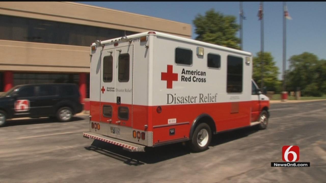 Oklahomans Among Many Helping With Historic Louisiana Flooding