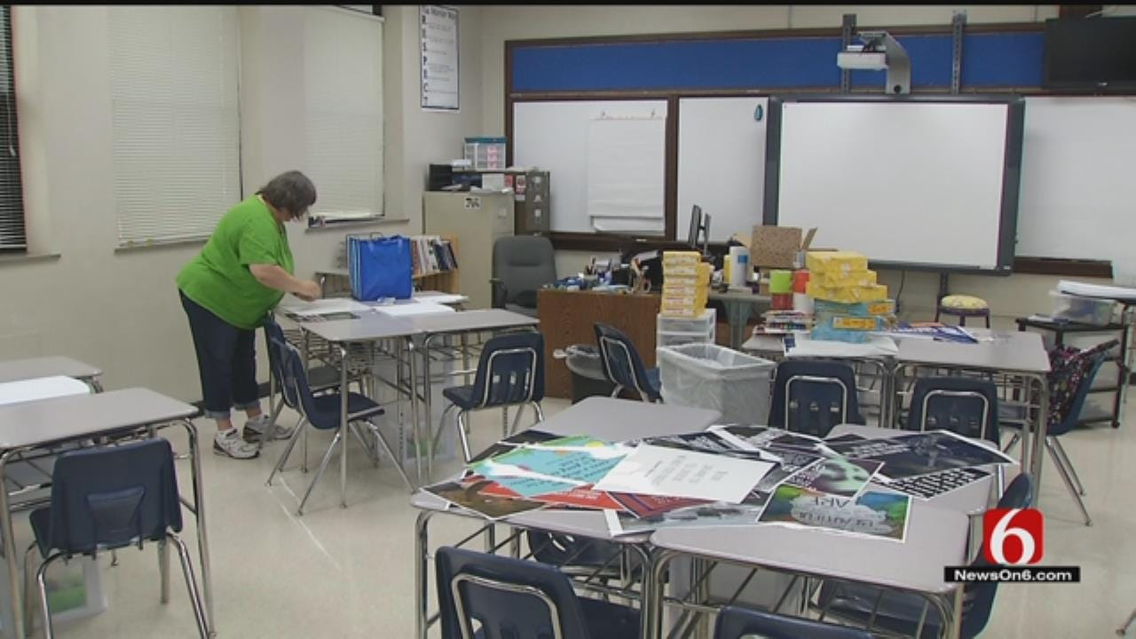 Tulsa Teachers Facing Challenges Of School Funding Cuts