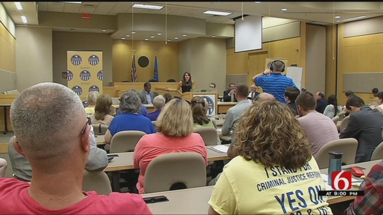 State Leaders, Voters, Discuss 2 Initiatives On November Ballot