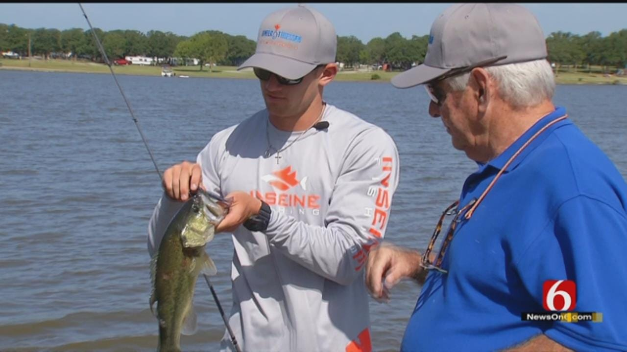 OSU Fisherman Taking Steps To Turn Hobby Into Career