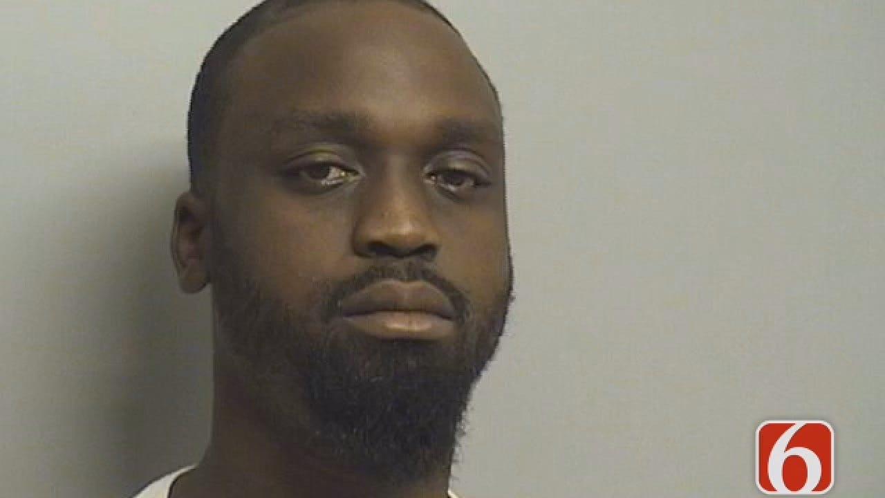 Dave Davis Reports On Tulsa Murder Suspect Arrest