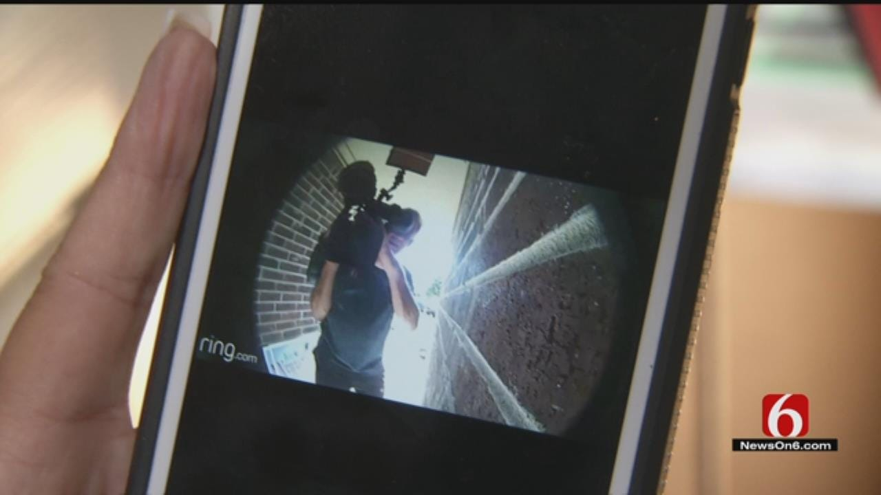 Local Police Departments Say Homeowners Should Invest in Doorbell Cameras