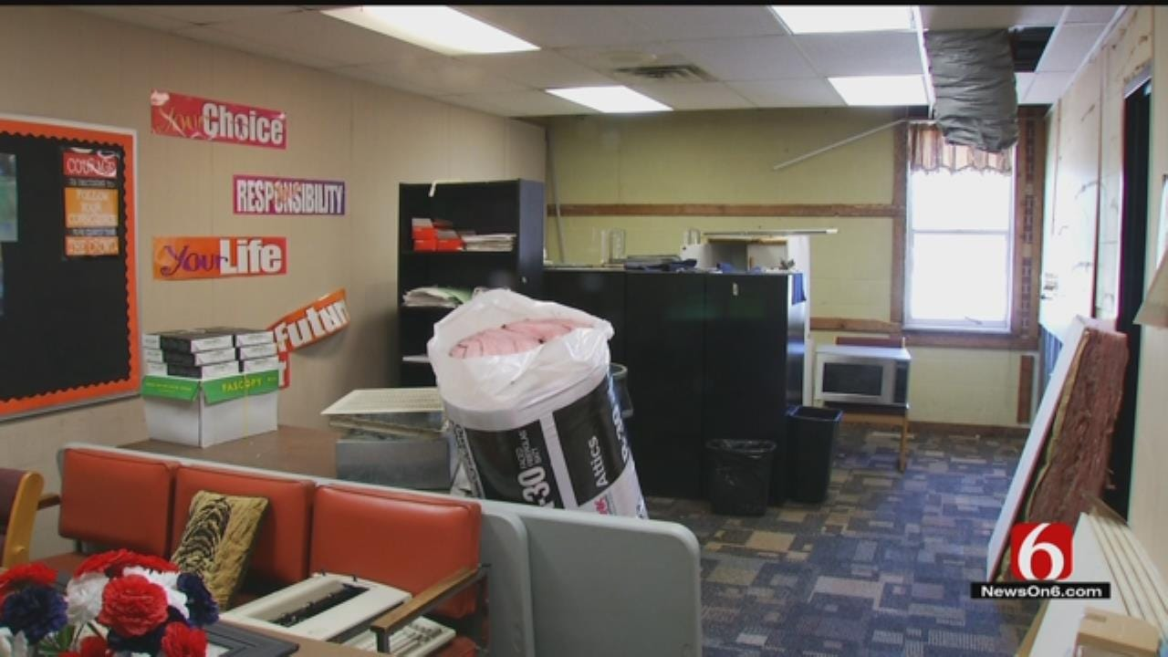 Coweta Schools Cleaning Up Storm Damage Before First Day Of Schools