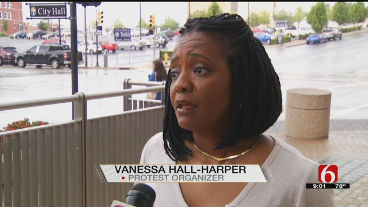 Protesters Hope To Establish African American Affairs Commission