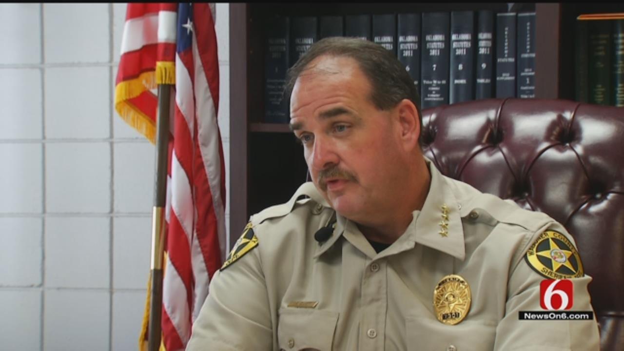 Affidavit Details Rape Accusations Against Former Tulsa County Deputy