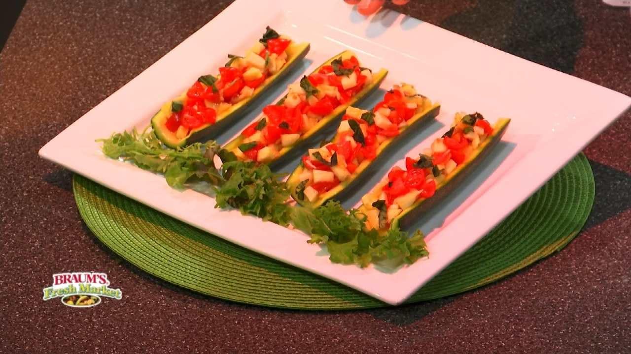 Zucchini Boats